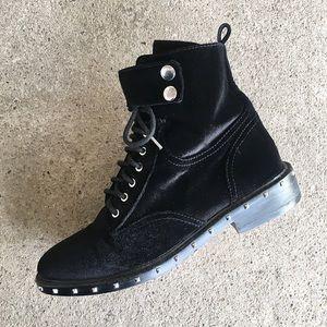 Vince Camuto | 'Talorini' Velvet Boots